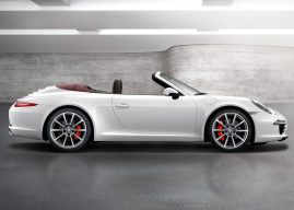 Porsche 911 Cabriolet : le tarif dévoilé