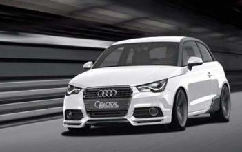 Audi A1 caractere