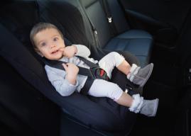 Sécurité de bébé en voiture : aucune concession pour les parents !