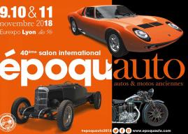 Meca24: au rendez vous au salon Epoqu'auto 2018
