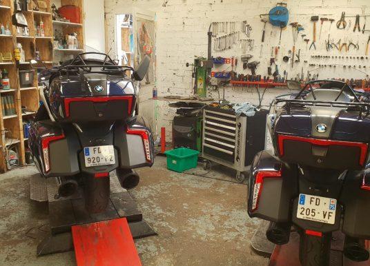 Service dépannage moto pour toutes vos urgences
