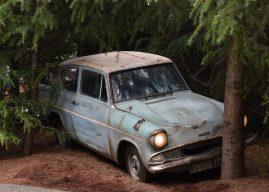 Qu'est-ce qu'une épave de voiture ?